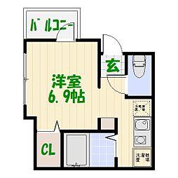 六町駅 4.7万円