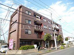 東京都青梅市藤橋2丁目の賃貸マンションの外観