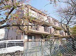 埼玉県さいたま市浦和区岸町5丁目の賃貸マンションの外観
