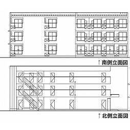 (仮称)船橋市海神町2丁目プロジェクト[306号室]の外観