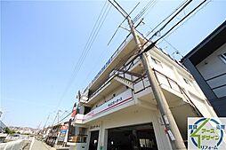 兵庫県明石市朝霧南町3丁目の賃貸マンションの外観