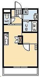 サンライズコート[7階]の間取り