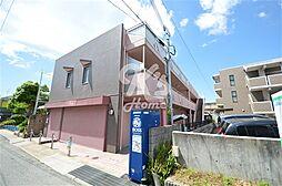 兵庫県神戸市須磨区行幸町3丁目の賃貸マンションの外観
