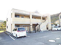 鹿児島県霧島市国分清水5の賃貸アパートの外観