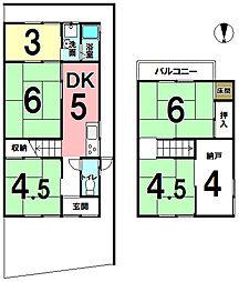 木幡駅 400万円