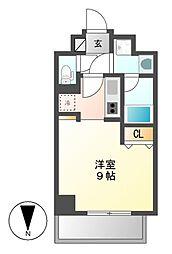 SJSakurayama(エスジェイサクラヤマ)[4階]の間取り
