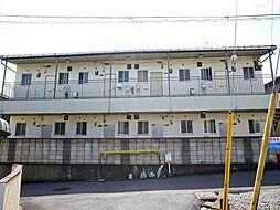 福寿マンション[1階]の外観