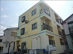 大阪府茨木市寺田町の賃貸マンションの外観