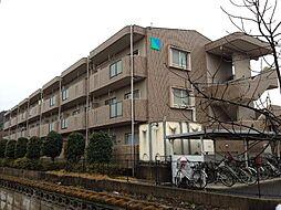 岐阜県関市小瀬の賃貸マンションの外観