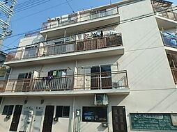 兵庫県神戸市灘区篠原南町4丁目の賃貸マンションの外観