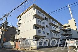 大阪府八尾市高安町南7丁目の賃貸マンションの外観