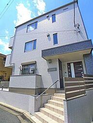 埼玉県さいたま市浦和区神明2丁目の賃貸マンションの外観