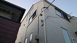 東京都世田谷区三軒茶屋1丁目の賃貸アパートの外観