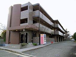 兵庫県川西市笹部2丁目の賃貸マンションの外観