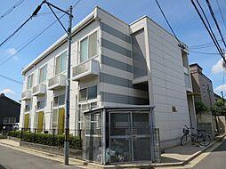レオパレスサンシャイン田中21[2階]の外観