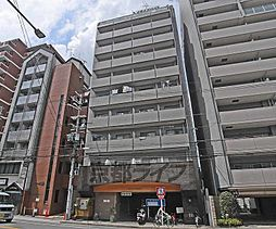 コスモリード京都今出川[9階]の外観