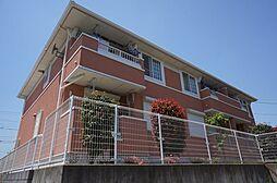 千葉県佐倉市臼井田の賃貸アパートの外観