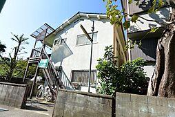 小松コーポ[2階]の外観