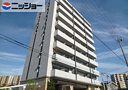 セレニティー勝川[9階]の外観
