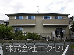 [テラスハウス] 東京都八王子市下恩方町 の賃貸【東京都 / 八王子市】の外観