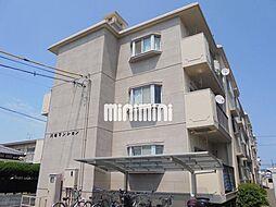 川崎マンション[2階]の外観