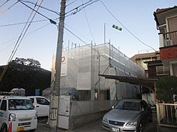 愛知県名古屋市千種区朝岡町3丁目の賃貸アパートの外観