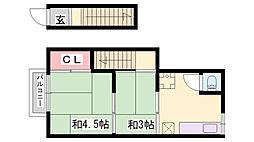 湊川駅 2.8万円