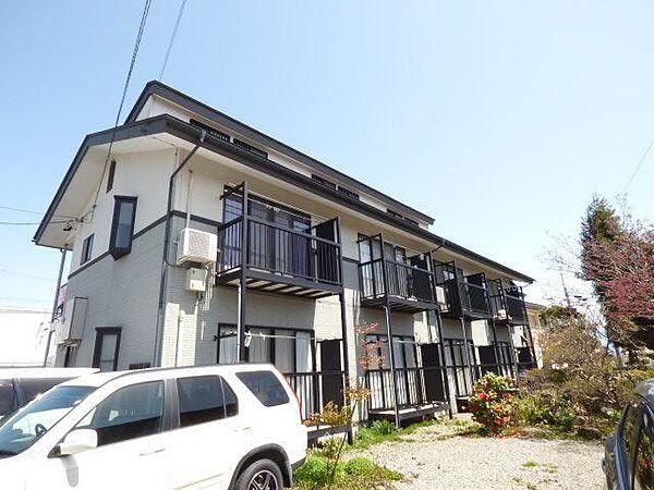 フォレスト・オブ・ヒーリング北棟 2階の賃貸【長野県 / 長野市】