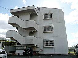 コーポかなや[3階]の外観
