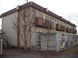 コーポエクセルI[2階]の外観