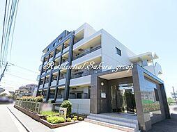 神奈川県藤沢市弥勒寺1丁目の賃貸マンションの外観