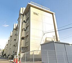 兵庫県神戸市長田区五位ノ池町2丁目の賃貸マンションの外観