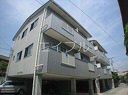 ジョージプレイス[3階]の外観