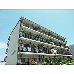 静岡県静岡市駿河区豊田2丁目の賃貸マンションの外観