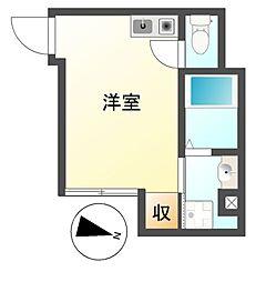 N95(エヌキュウジュウゴ)[4階]の間取り