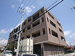 兵庫県川西市東畦野5丁目の賃貸マンションの外観
