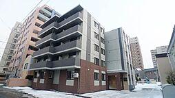 北海道札幌市中央区南五条西20丁目の賃貸マンションの外観
