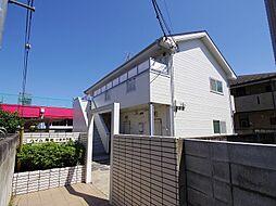 ハイム尾崎小金井[2階]の外観