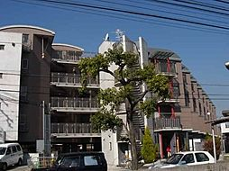 大阪府茨木市奈良町の賃貸マンションの外観