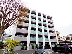 埼玉県和光市中央1丁目の賃貸マンションの外観