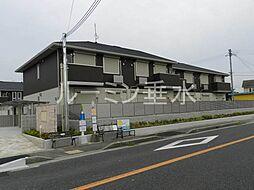 サニーコート加佐B棟[203号室]の外観