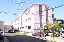 岡山県岡山市北区北長瀬本町の賃貸マンションの外観