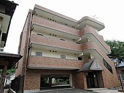 福岡県北九州市八幡西区西王子町の賃貸マンションの外観