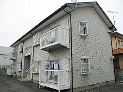 シノハラコーポ A棟[101号室]の外観