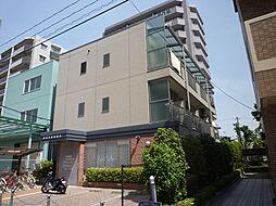 プランドールエムドゥ[3階]の外観