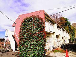 埼玉県所沢市上新井2丁目の賃貸アパートの外観