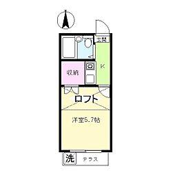 多摩川駅 5.2万円
