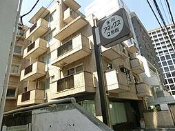 東京都港区赤坂6丁目の賃貸マンションの外観