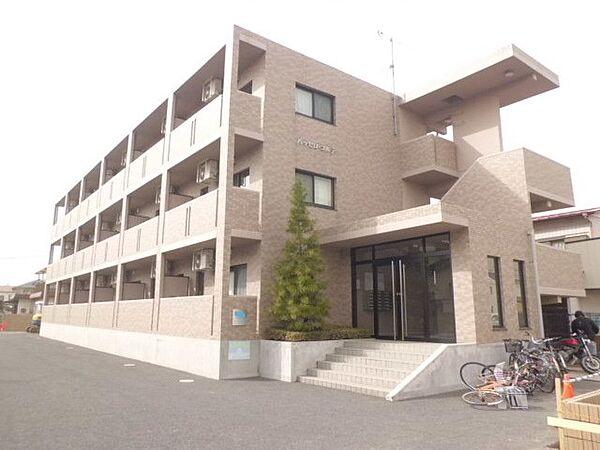 パッセロコルテ[2階]の外観