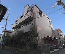 京都府京都市北区紫野宮西町の賃貸マンションの外観